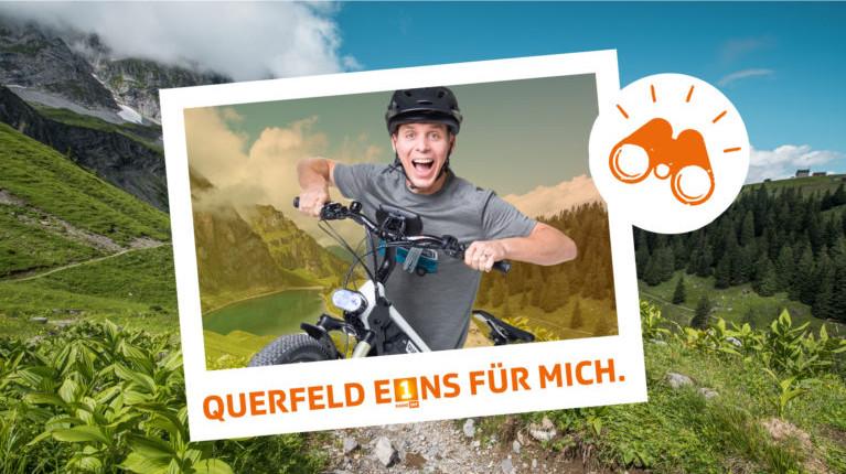 «Querfeldeins» 2018: Die Schweiz entdecken mit Reto Scherrer